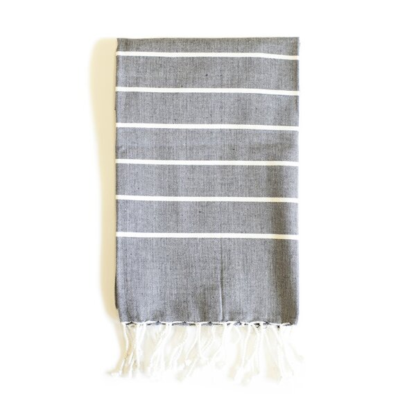 Phineas Fouta 100% Cotton Bath Towel by Highland Dunes